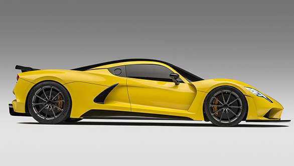 Here's Best Features Of The Hennessey Venom F5 you need to Know