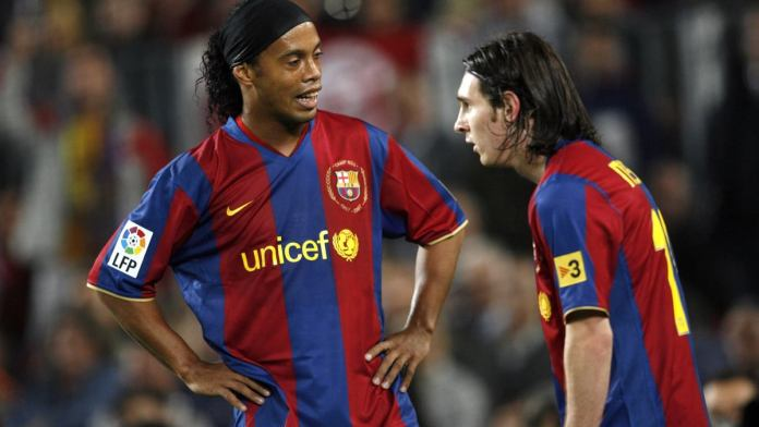 Messi and Ronaldinho - Who is the Best Dribbler?
