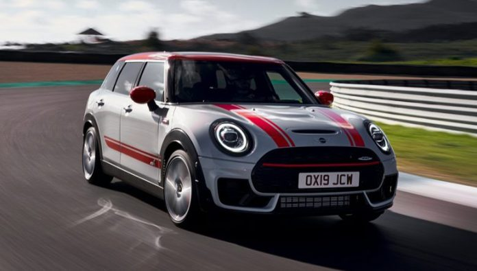 Facts about the Mini Cooper Countryman