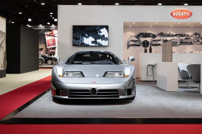 Bugatti EB110: Here Are The Basic Facts You need to know