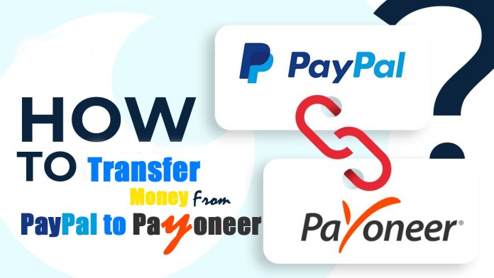 Add Payoneer Bank Account To PayPal Account