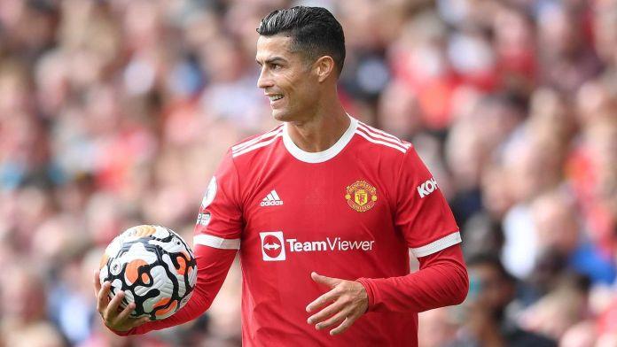 Cristiano Ronaldo again