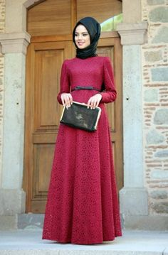 Trendy Abaya Gown Styles And Designs