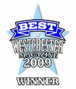 Best of Westchester® 2009 Award Winner