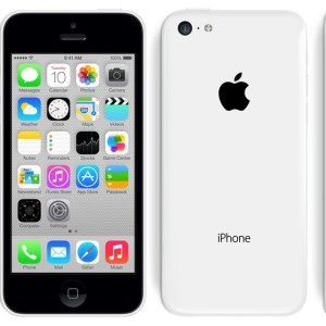 Refurbished Apple iPhone 5C 16GB Wit Gebruikerssporen (3)