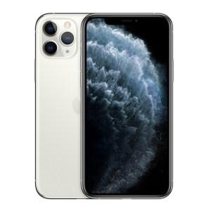 Apple iPhone 11 Pro 256GB Silver met abonnement van Vodafone