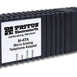 Patton Micro Analoge Telefoon Adapter (M-ATA)