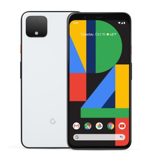 Google Pixel 4 XL 6GB/64GB (nano SIM+eSIM) (Simlockvrij) - Clearly Wit