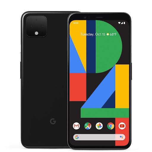 Google Pixel 4 XL 6GB/64GB (nano SIM+eSIM) (Simlockvrij) - Just Zwart