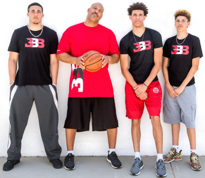 LiAngelo, LaMelo Ball In 'Serious Discussions' With Lithuanian Basketball Team