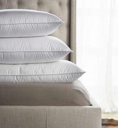 luxurelle 230 tc down alternative pillows
