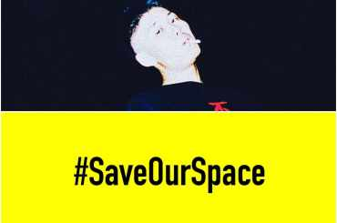 篠田ミル #SaveOurSpace