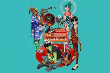 Gorillaz(Song Machine)