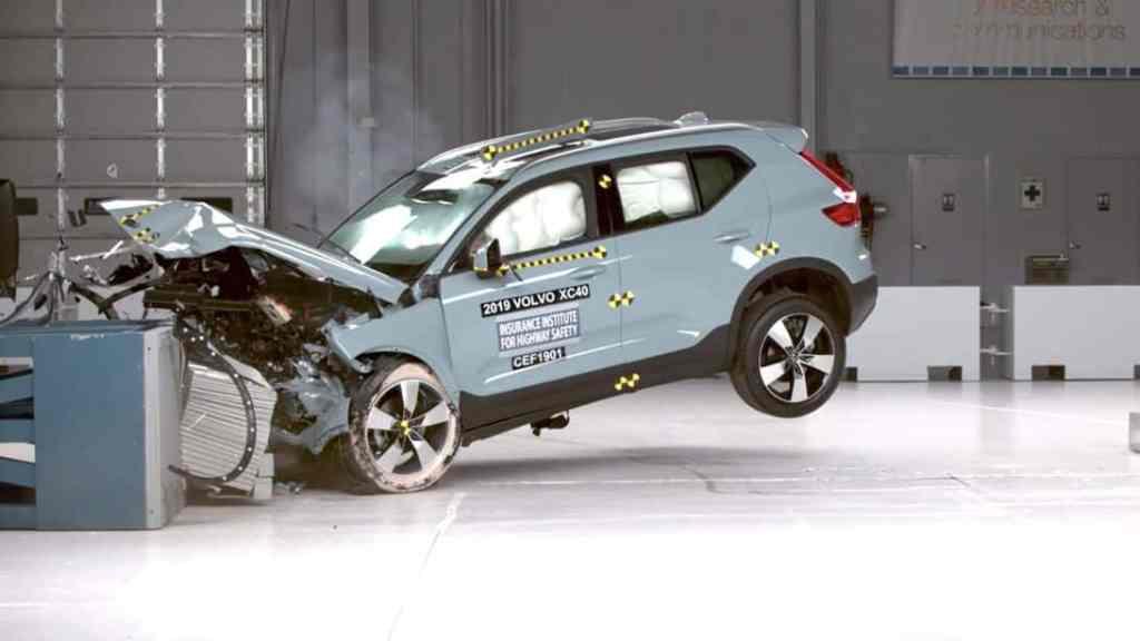 Volvo positioning
