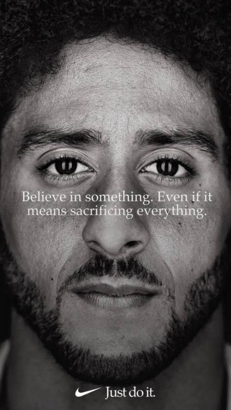 Nike Colin Kaepernick