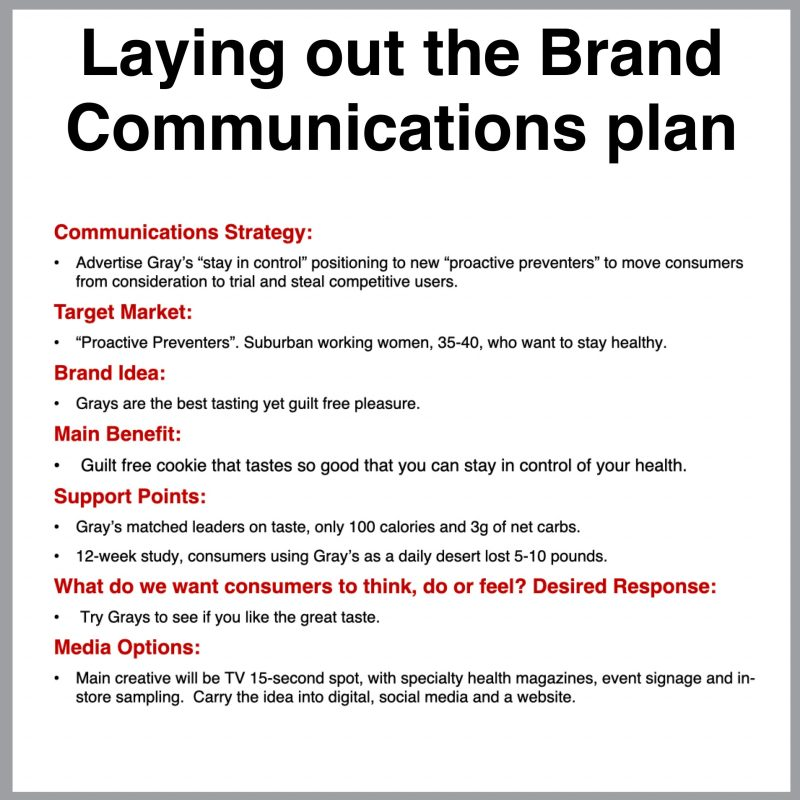 Toolkit brand communications page