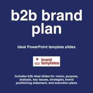B2B Brand Plan