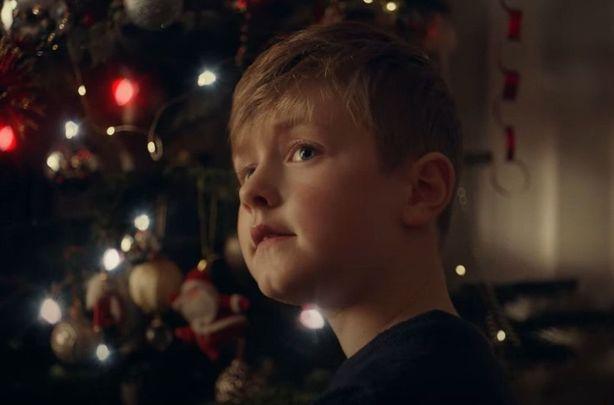 SuperValu Christmas Advert
