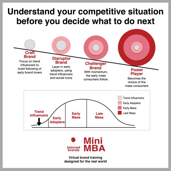 strategic thinking course mini mba for marketers