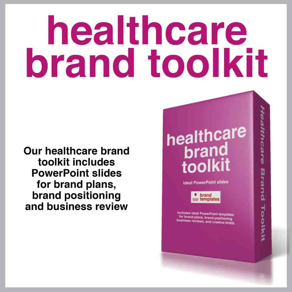 Healthcare brand toolkit