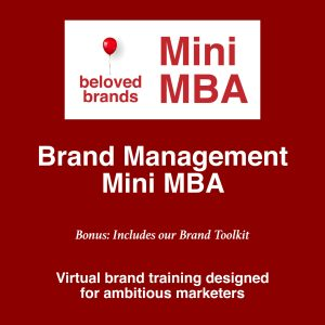 Brand Management Mini MBA Certificate