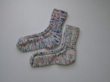 Confetti Cake Socks   Beloved Brown-Eyed Girl Blog