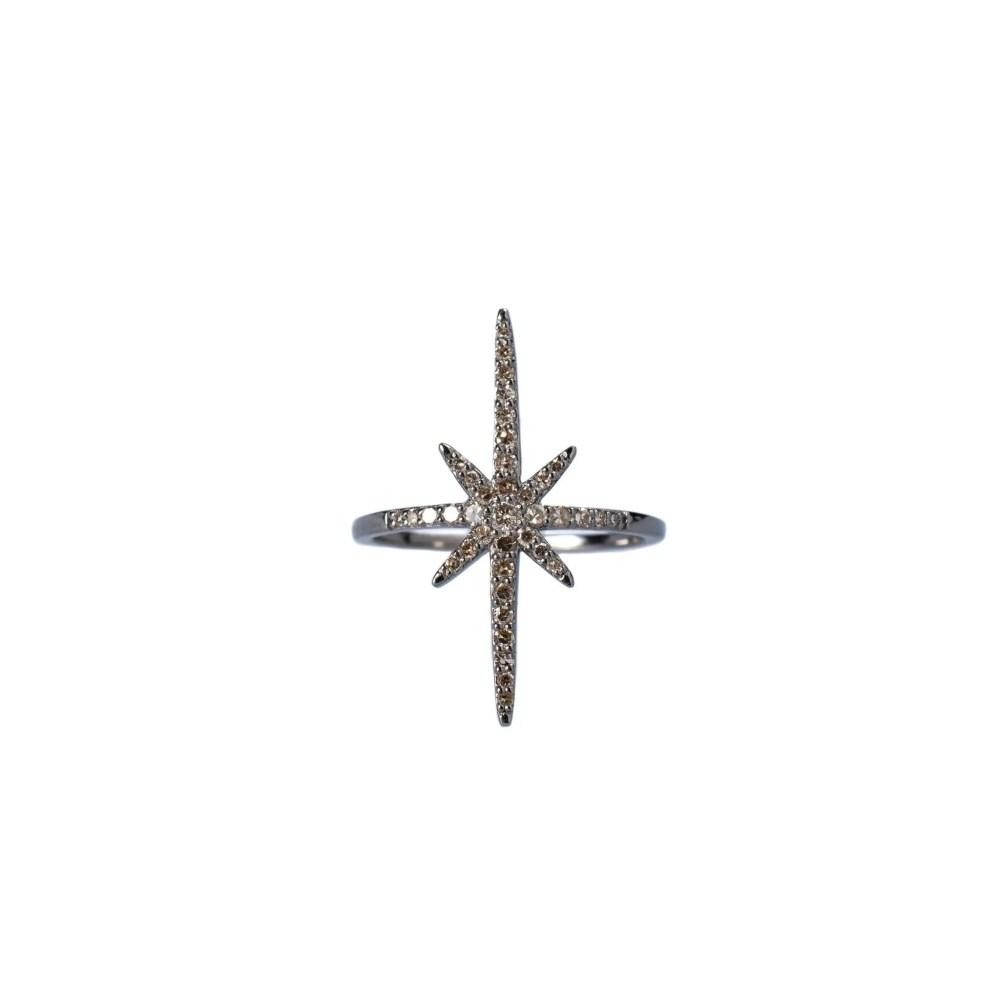 Diamond Starlight Ring