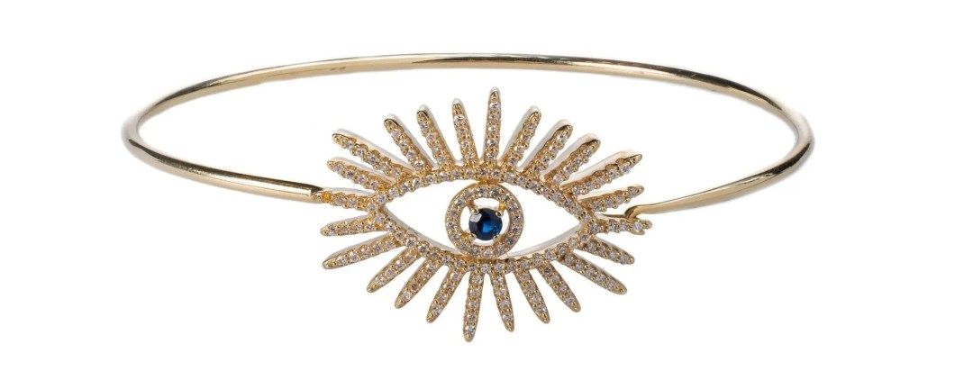 Eyelash Bangle