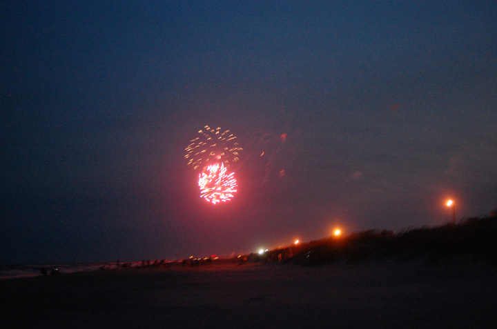 atlantic beach fireworks.