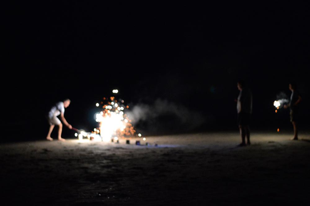 fireworks-beach