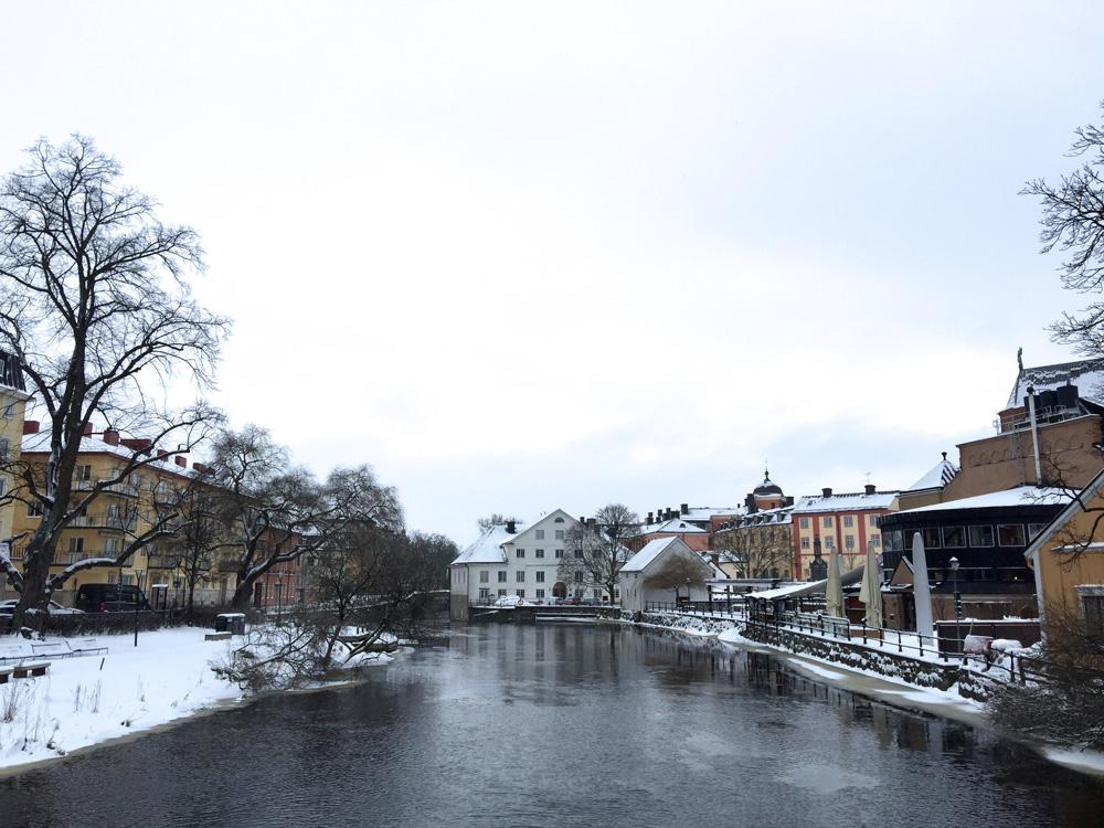 snow-river