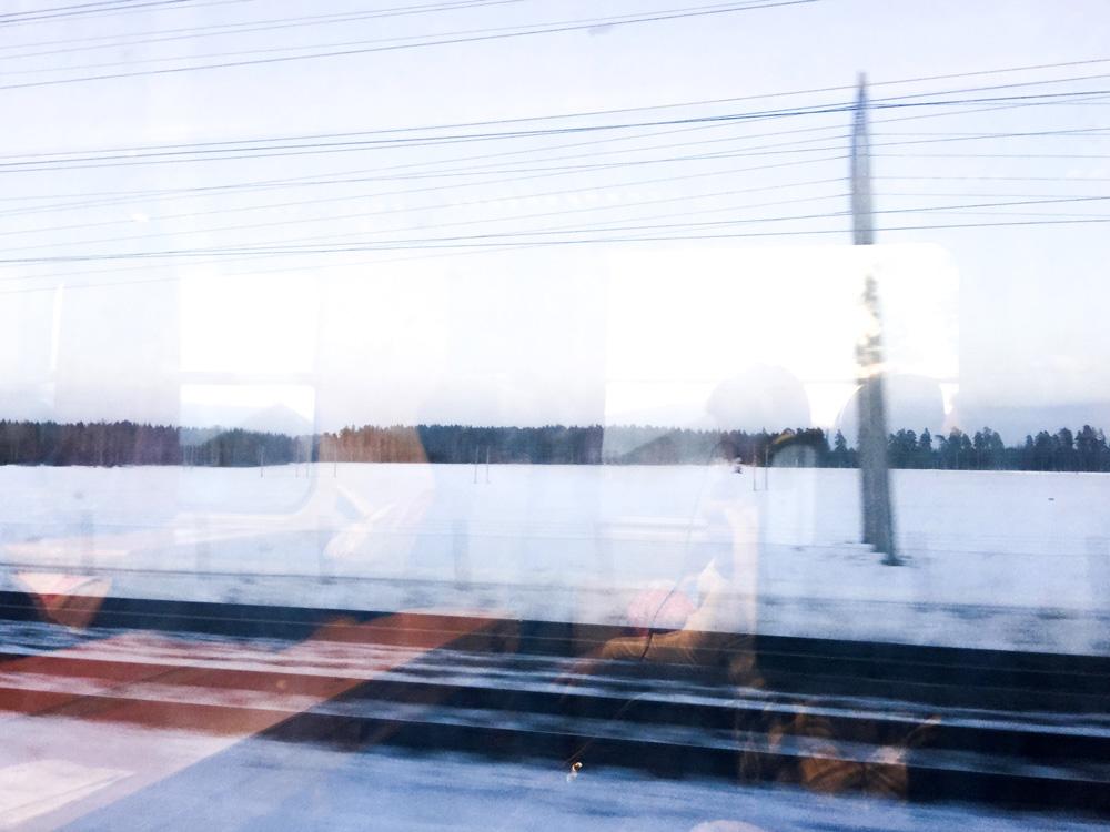 train-ride