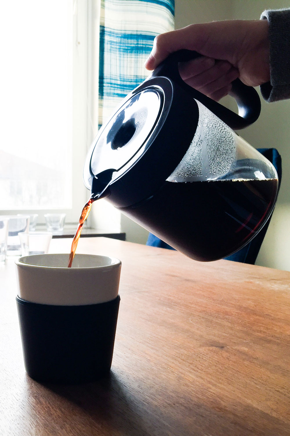 pour-first-cup