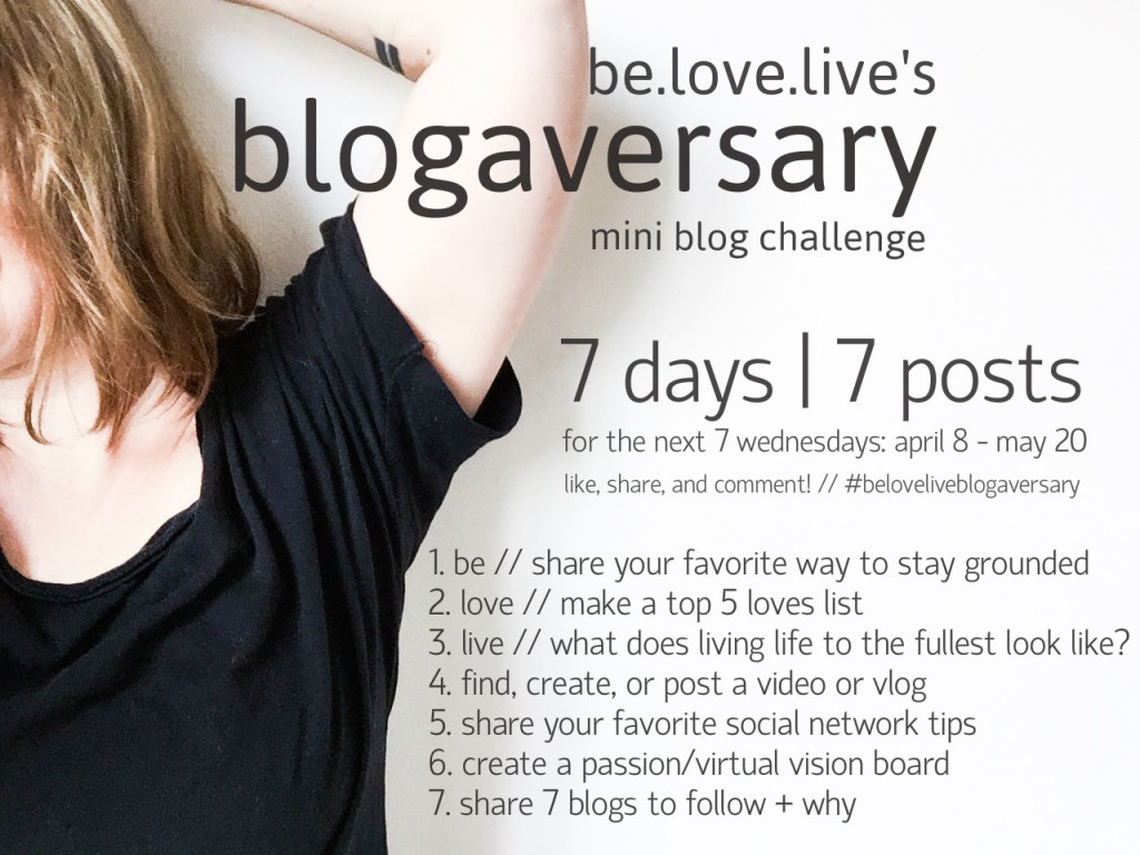belovelive blogaversary
