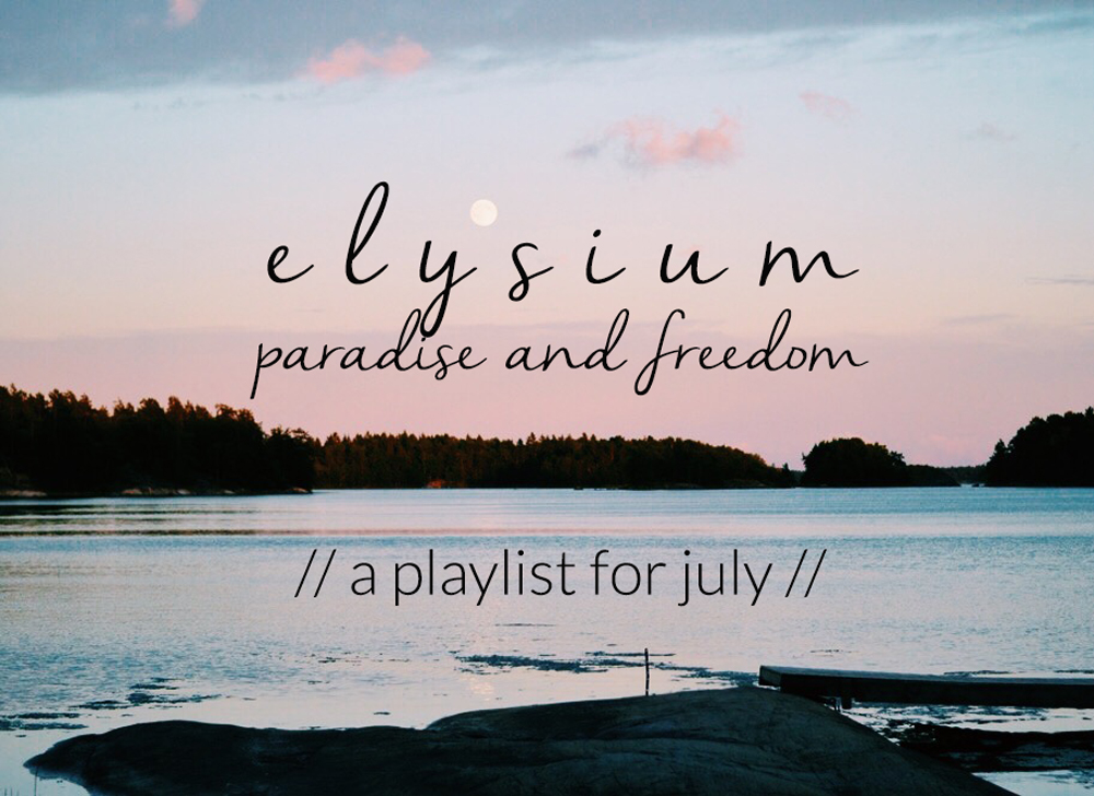 july-playlist