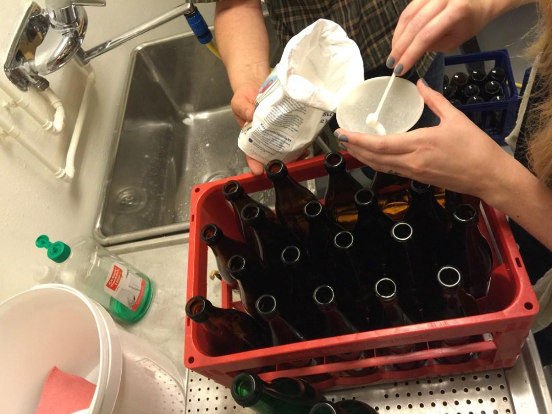 sugar-beer-carbonization
