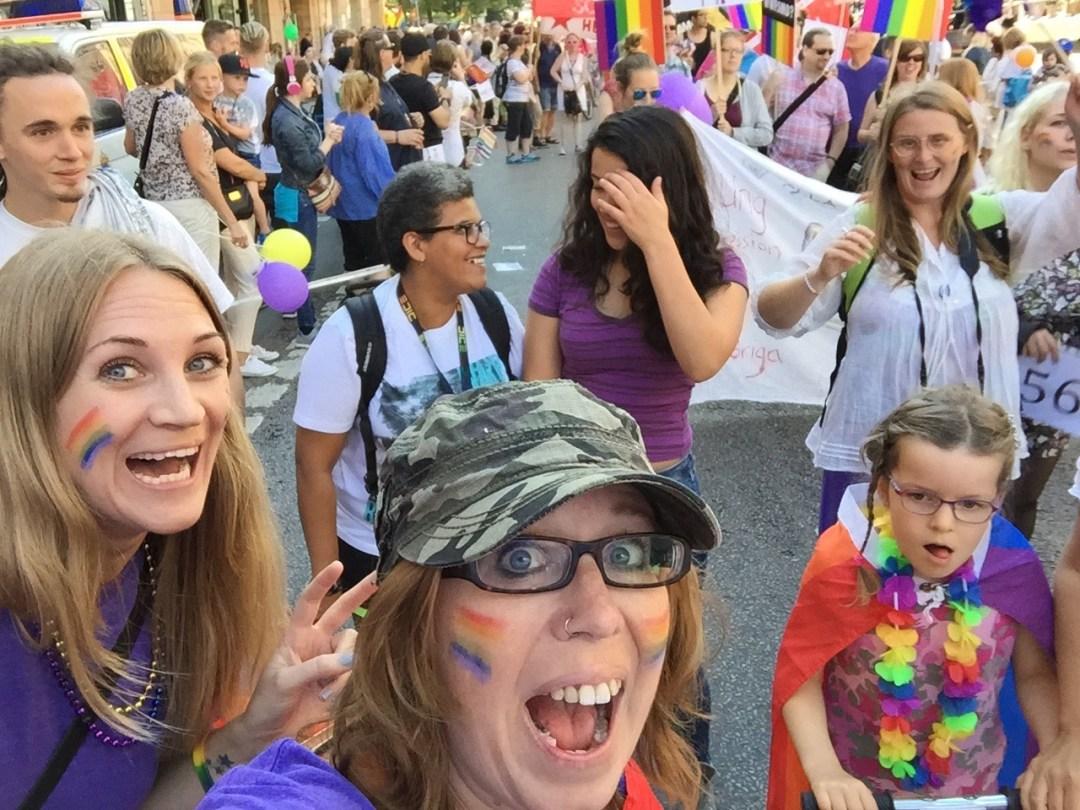 stockholm-pride-parade-me-lina-excited