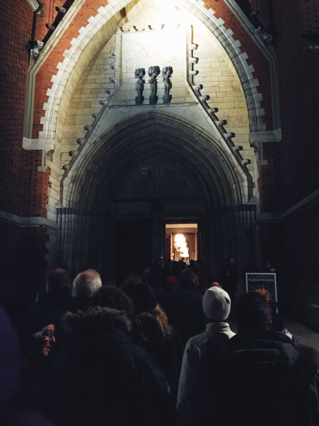 lucia uppsala cathedral