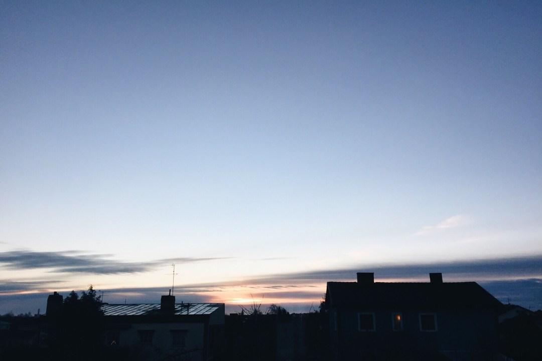 anniversary sunrise