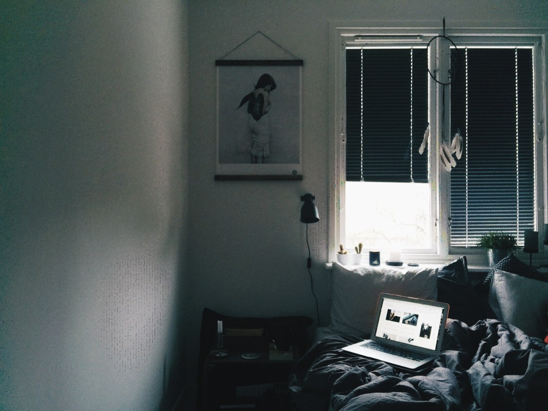 morning bedroom