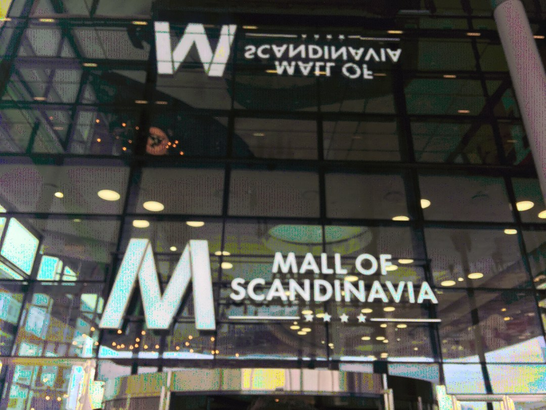 mall of scandinavia