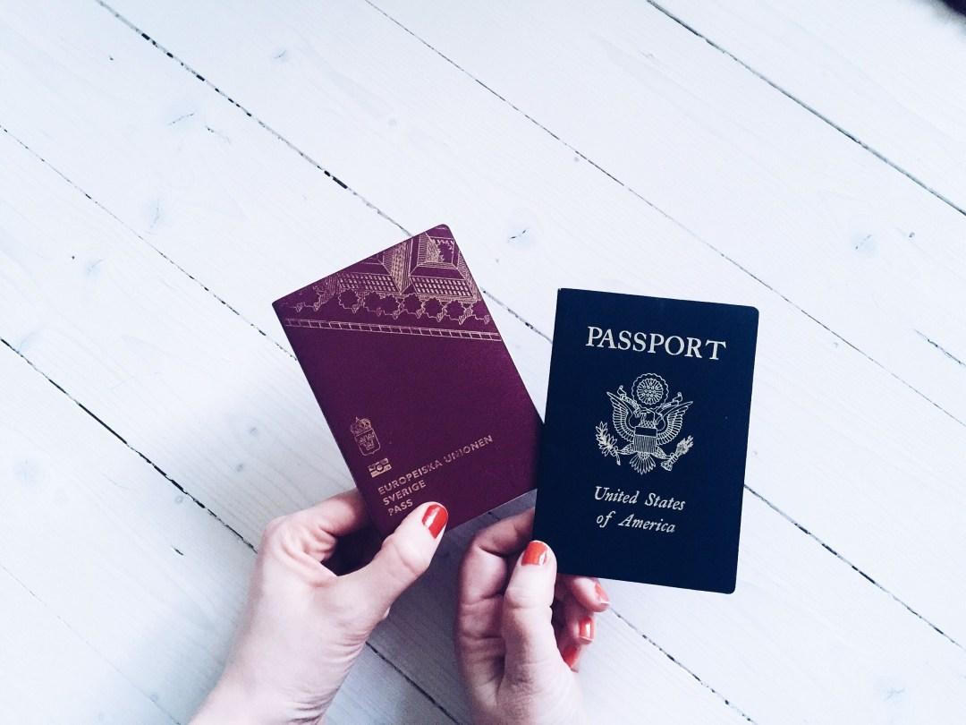 passports travel
