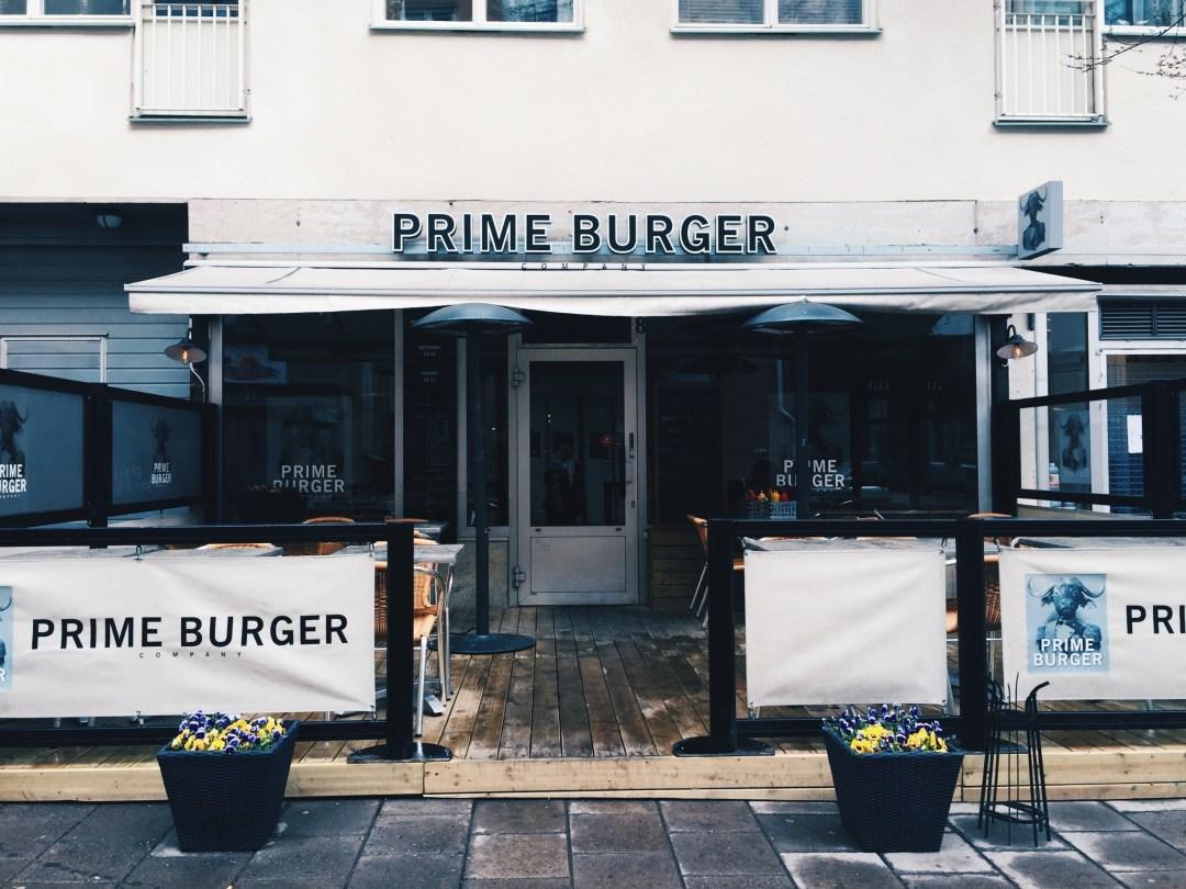 prime burger food stockholm