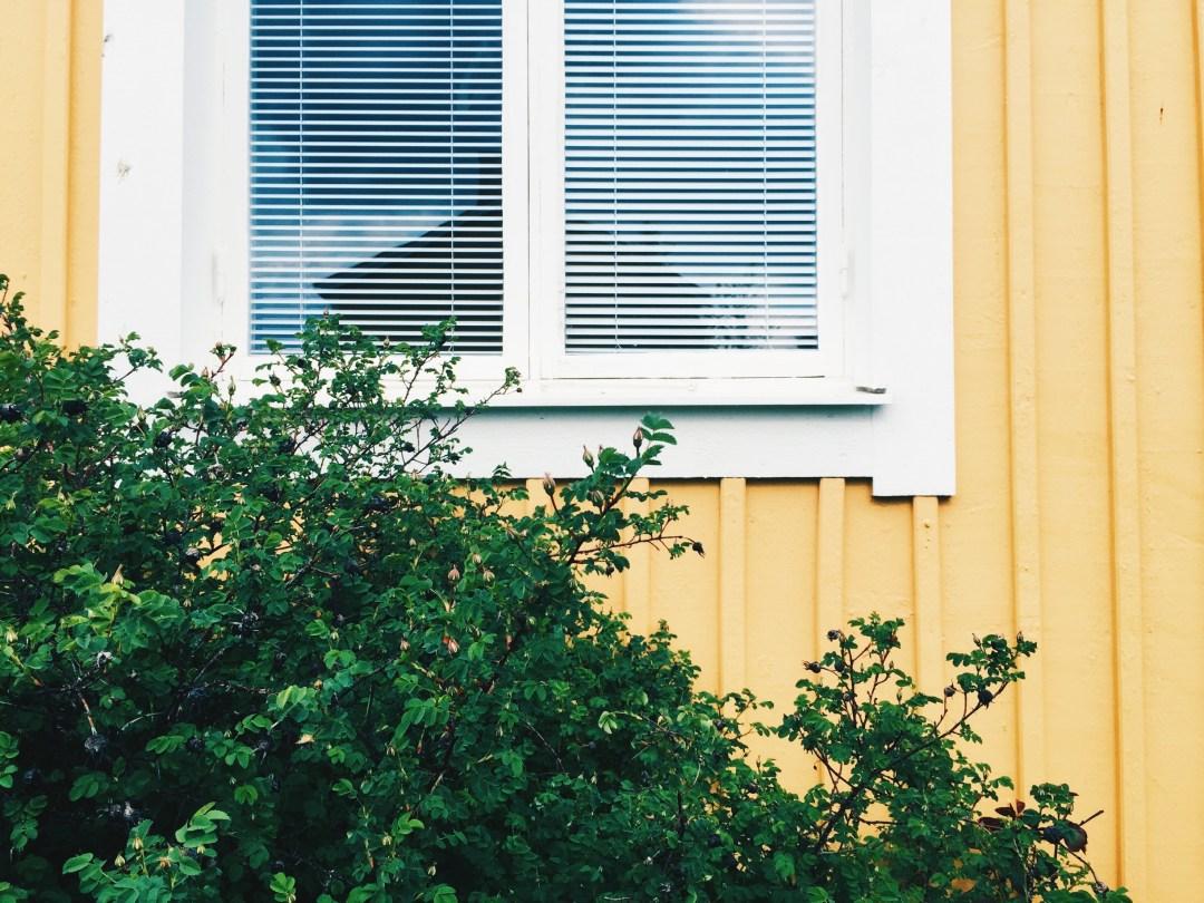 home bedroom window