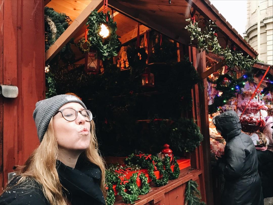 me mistletoe