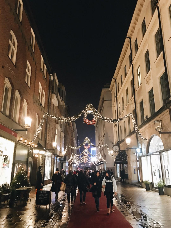 stockholm christmas market