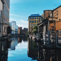 My new neighborhood: Why I love the industrial area of Norrköping