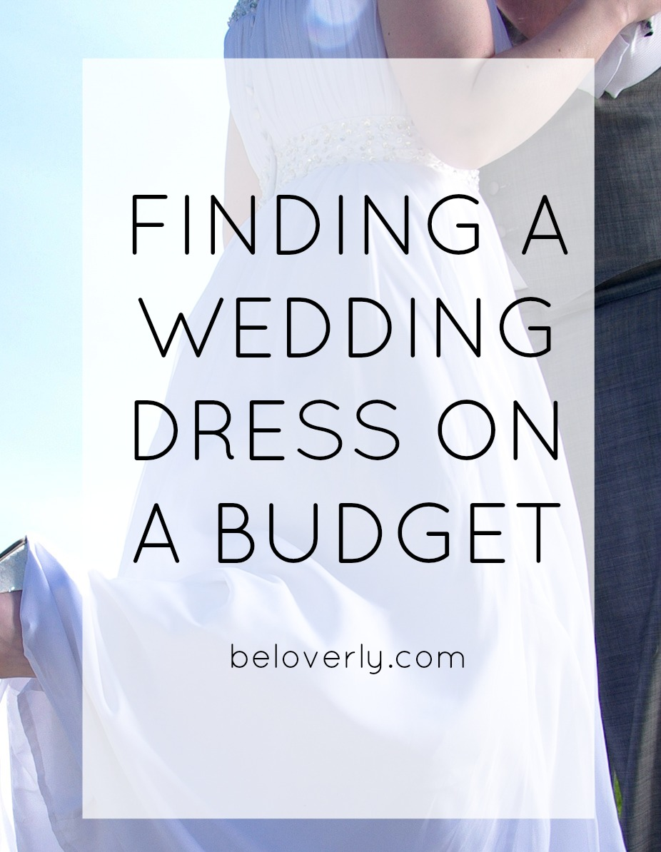 findingaweddingdressonbudget