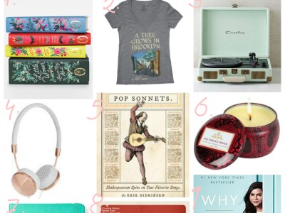 Holiday Gift Guide | Books & Music
