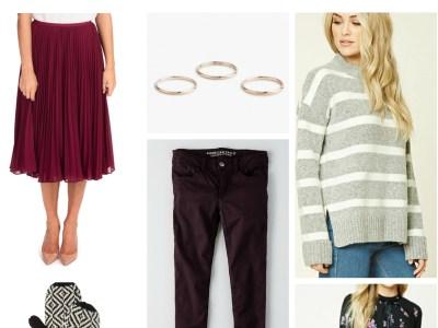 Style Wish List | Winter 2017